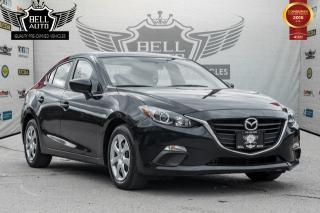 Used 2015 Mazda MAZDA3 GX SKYACTIV TECH BLUETOOTH VOICE COMMAND ALLOY WHEELS for sale in Toronto, ON