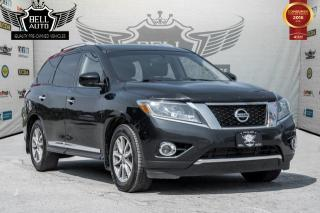 Used 2015 Nissan Pathfinder SL NAVIGATION PANO-SUNROOF LEATHER BACKUP CAMERA for sale in Toronto, ON