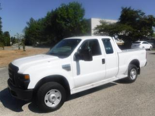 Used 2008 Ford F-250 SD XL SuperCab 6.5 ft. Box 4WD for sale in Burnaby, BC
