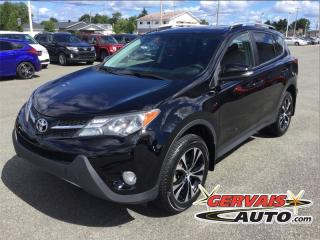 Used 2015 Toyota RAV4 Xle Awd T.ouvrant for sale in Saint-georges-de-champlain, QC