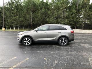 Used 2016 Kia Sorento EX AWD for sale in Cayuga, ON
