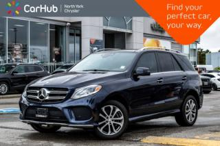 Used 2016 Mercedes-Benz GLE GLE 350d|AMG.Sport.Memory.Parking.Pkgs|H/K.Audio|Pano.Sunroof for sale in Thornhill, ON