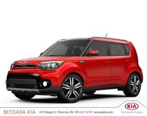 New 2019 Kia Soul EX Tech for sale in Pickering, ON