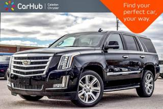 Used 2017 Cadillac Escalade Luxury|4x4|7 seater|Navi|Sunroof|DVD|Backup Cam|Bluetooth|Ventilated Front seats|22