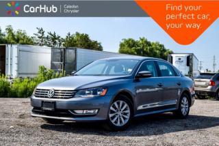 Used 2015 Volkswagen Passat Trendline|Diesel|Backup Cam|Bluetooth||Heated Front Seats|Keyless Entry|16