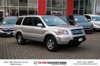 Used 2007 Honda Pilot EX-L V6 at 4WD for sale in Vancouver, BC