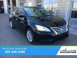 Used 2015 Nissan Sentra for sale in Calgary, AB