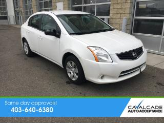 Used 2012 Nissan Sentra 2.0 S for sale in Calgary, AB