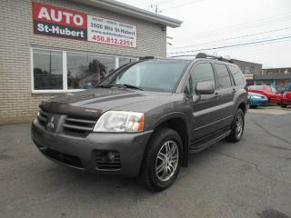 Used 2005 Mitsubishi Endeavor AWD LIMITED for sale in Saint-hubert, QC