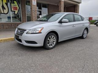 Used 2013 Nissan Sentra 1.8 S for sale in Brampton, ON