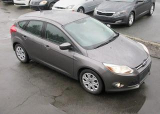 Used 2012 Ford Focus for sale in Brampton, ON
