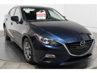 Used 2015 Mazda MAZDA3 Gx A/c Bluetooth for sale in L'ile-perrot, QC