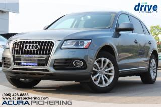Used 2014 Audi Q5 2.0 Komfort Leather Upholstery Heated Seats Bluetooth for sale in Pickering, ON