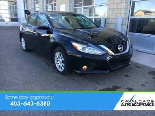 Used 2018 Nissan Altima 2.5 S for sale in Calgary, AB
