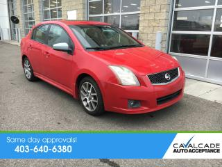 Used 2008 Nissan Sentra SE-R for sale in Calgary, AB