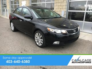 Used 2012 Kia Forte for sale in Calgary, AB