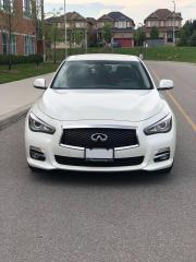 Used 2017 Infiniti Q50 3.0T for sale in Brampton, ON