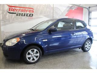 Used 2008 Hyundai Accent GL for sale in Lévis, QC