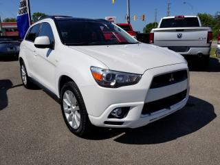Used 2011 Mitsubishi RVR GT Panoramic roof Gt for sale in Kemptville, ON