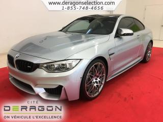 Used 2017 BMW M4 Competition Pack for sale in Cowansville, QC