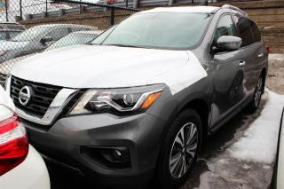New 2018 Nissan Pathfinder SV Tech for sale in Ajax, ON