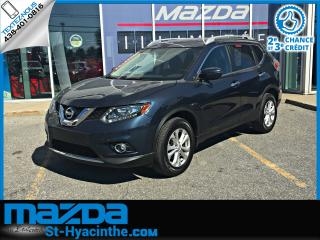 Used 2016 Nissan Rogue SV AWD BAS KILOMÉTRAGE for sale in St-Hyacinthe, QC