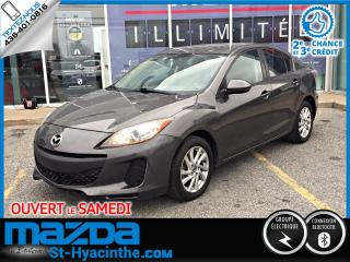 Used 2013 Mazda MAZDA3 GS for sale in St-Hyacinthe, QC