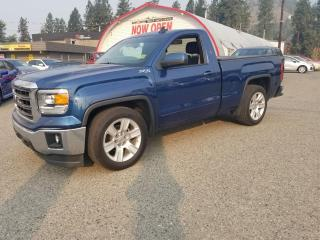 Used 2015 GMC Sierra 1500 SLE for sale in Quesnel, BC