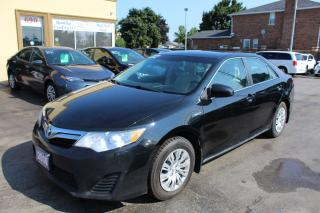 Used 2014 Toyota Camry LE Hybrid for sale in Brampton, ON