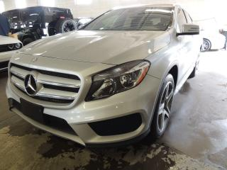 Used 2015 Mercedes-Benz GLA 250 4MATIC, AMG PACK, NAVI, BACK UP CAMERA for sale in Mississauga, ON