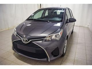 Used 2017 Toyota Yaris Le, A/c, Bluetooth for sale in Quebec, QC