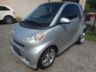 Used 2009 Smart fortwo coupe Brabus for sale in Brantford, ON