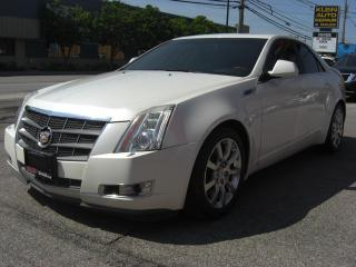 Used 2008 Cadillac CTS CTS-4 3.6L AWD for sale in London, ON