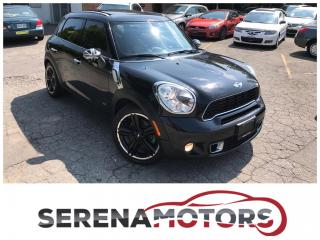 Used 2011 MINI Cooper Countryman S | AWD | MANUAL | NO ACCIDENTS for sale in Mississauga, ON