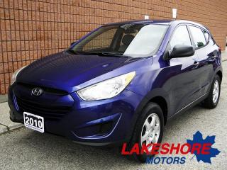 Used 2010 Hyundai Tucson GL | AWD | CERTIFIED for sale in Waterloo, ON