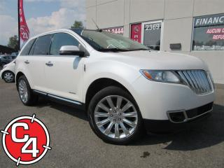 Used 2014 Lincoln MKX Awd Navi Cuir Toit for sale in Saint-jerome, QC