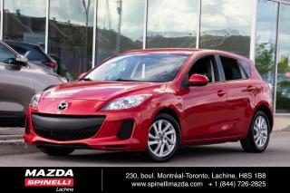 Used 2013 Mazda MAZDA3 Gx Sport Bluetooth for sale in Lachine, QC