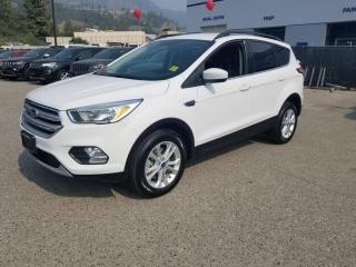 Used 2018 Ford Escape SE for sale in Quesnel, BC