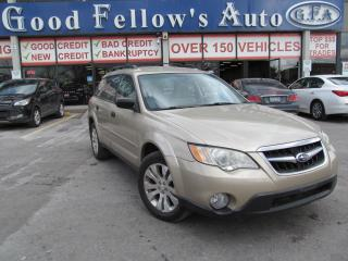 Used 2008 Subaru Outback Special Price Offer...! for sale in North York, ON