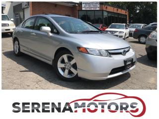 Used 2008 Honda Civic EX-L  ONE OWNER   SUNROOF   LEATHER   HEATED SEATS for sale in Mississauga, ON