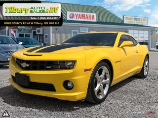 Used 2013 Chevrolet Camaro 2SS for sale in Tilbury, ON