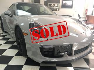 Used 2018 Porsche 911 Carrera GTS for sale in Concord, ON