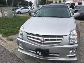 Used 2008 Cadillac SRX SRX4/Navigation/DVD/Safety&E Test is Included Pri for sale in Scarborough, ON