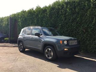 New 2018 Jeep Renegade Sport for sale in Surrey, BC