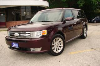 Used 2011 Ford Flex SEL for sale in Mississauga, ON