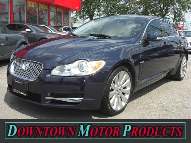 2009 Jaguar XF Premium Luxury