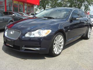 Used 2009 Jaguar XF Premium Luxury for sale in London, ON