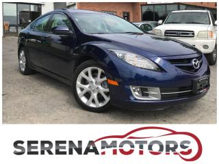 Used 2009 Mazda MAZDA6 GT V6 | ONE OWNER | NO ACCIDENTS for sale in Mississauga, ON