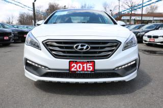 Used 2015 Hyundai Sonata 2.4L GL BACKUP CAM ACCIDENT FREE for sale in Brampton, ON