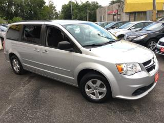Used 2012 Dodge Grand Caravan SXT/ NAVI/ REVERSE CAM/ DVD/ ALLOYS/ LOADED! for sale in Scarborough, ON